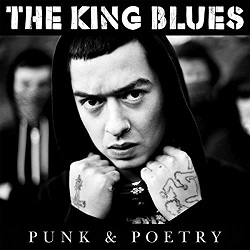 Chris Sheldon, The King Blues Punk & Poetry