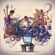 Jay Reynolds, AJR - Weak (feat. Lousia Johnson) - single