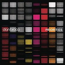 Chris Sheldon, Don Broco Priorities - singles