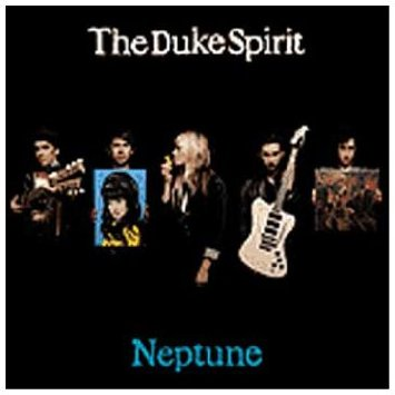 Chris Sheldon, The Duke Spirit Neptune - album