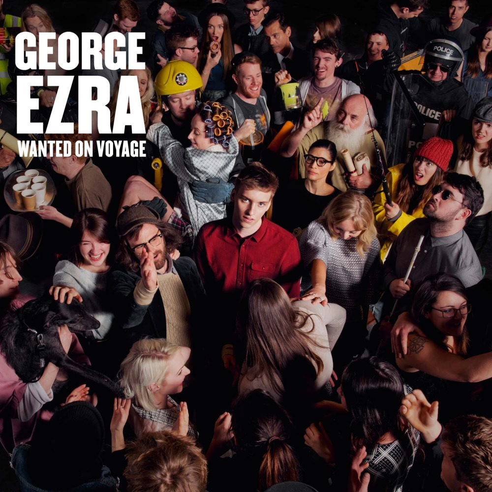 Joel Laslett Pott, George Ezra - Wanted On Voyage