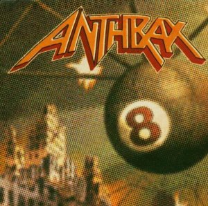 Chris Sheldon, Anthrax The Threat Is Real - album