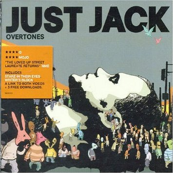 Jay Reynolds, Just Jack Overtones Prod/Eng/Mix