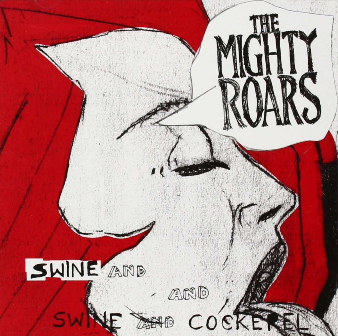 Chris Sheldon, The Mighty Roars Swine and Cockerel - album