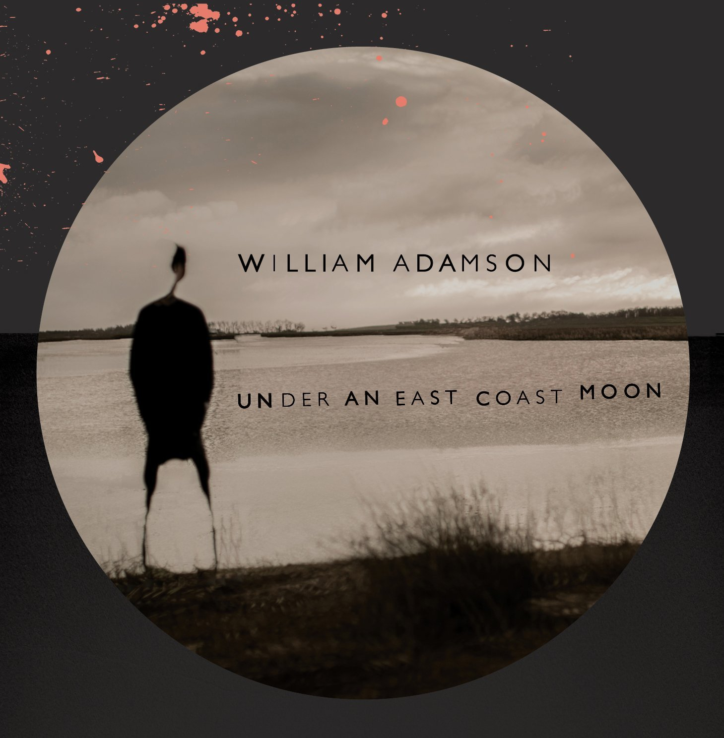 Dilip Harris, William Adamson Under An East Coast Moon