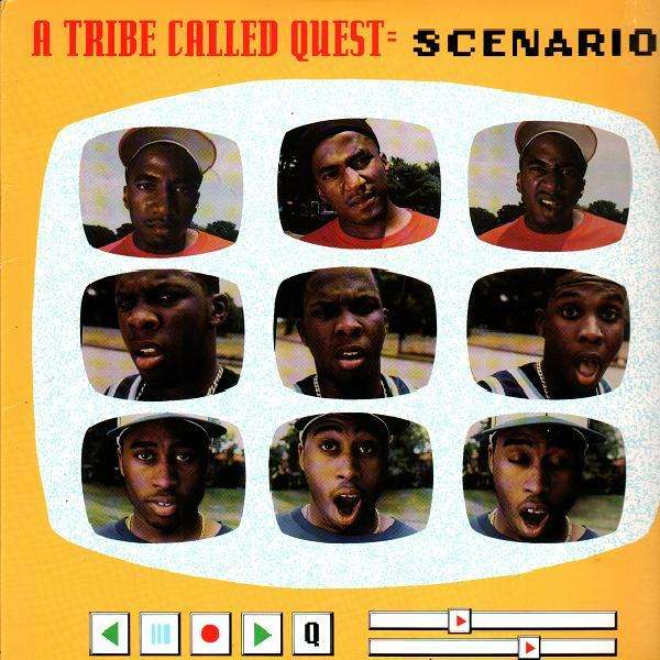 Dilip Harris, A Tribe Called Quest Scenario Remix