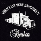 Chris Sheldon, Reuben Very Fast Very Dangerous - album