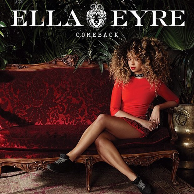 Jay Reynolds, Ella Eyre Comeback - single Ad Prod/Mix